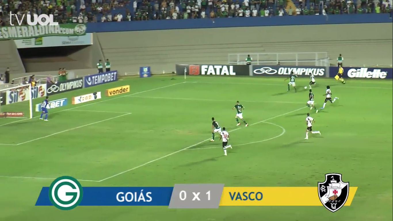 12-08-2019 - Goias 0-1 CR Vasco DA Gama RJ