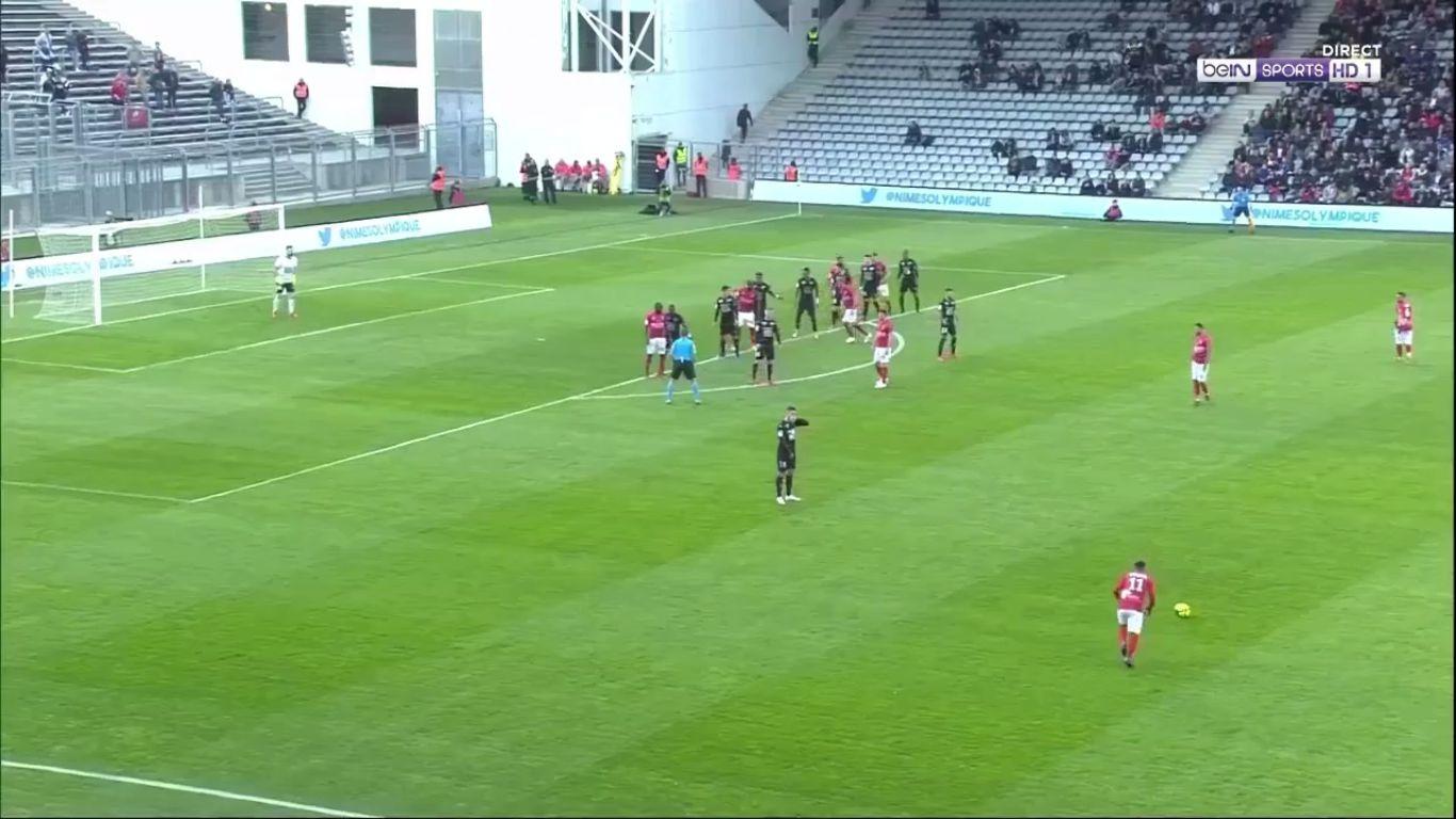 09-04-2019 - Nimes 3-1 Rennes