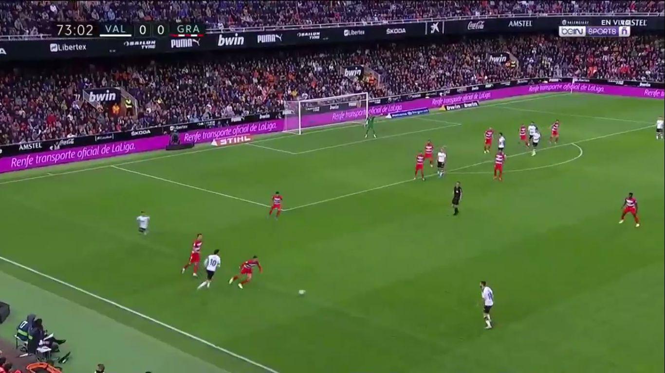 09-11-2019 - Valencia 2-0 Granada