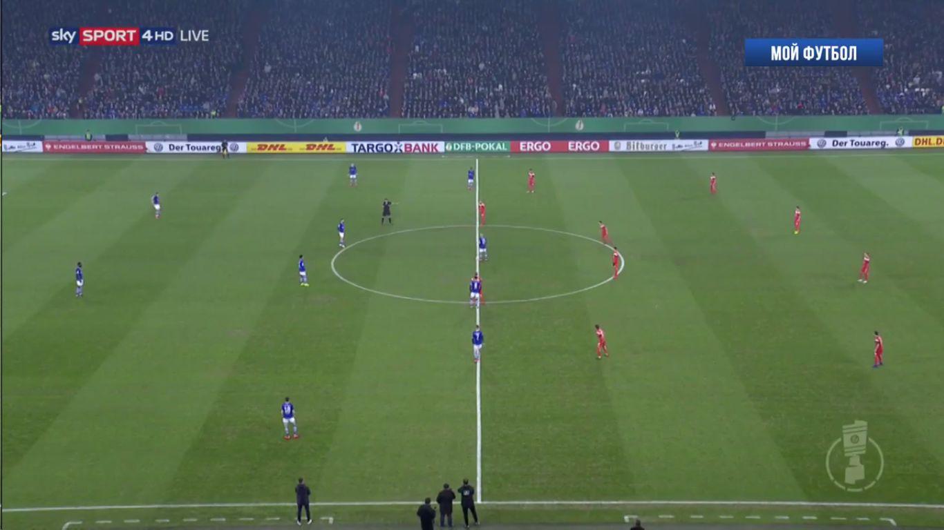 06-02-2019 - Schalke 04 4-1 Fortuna Dusseldorf (DFB POKAL)