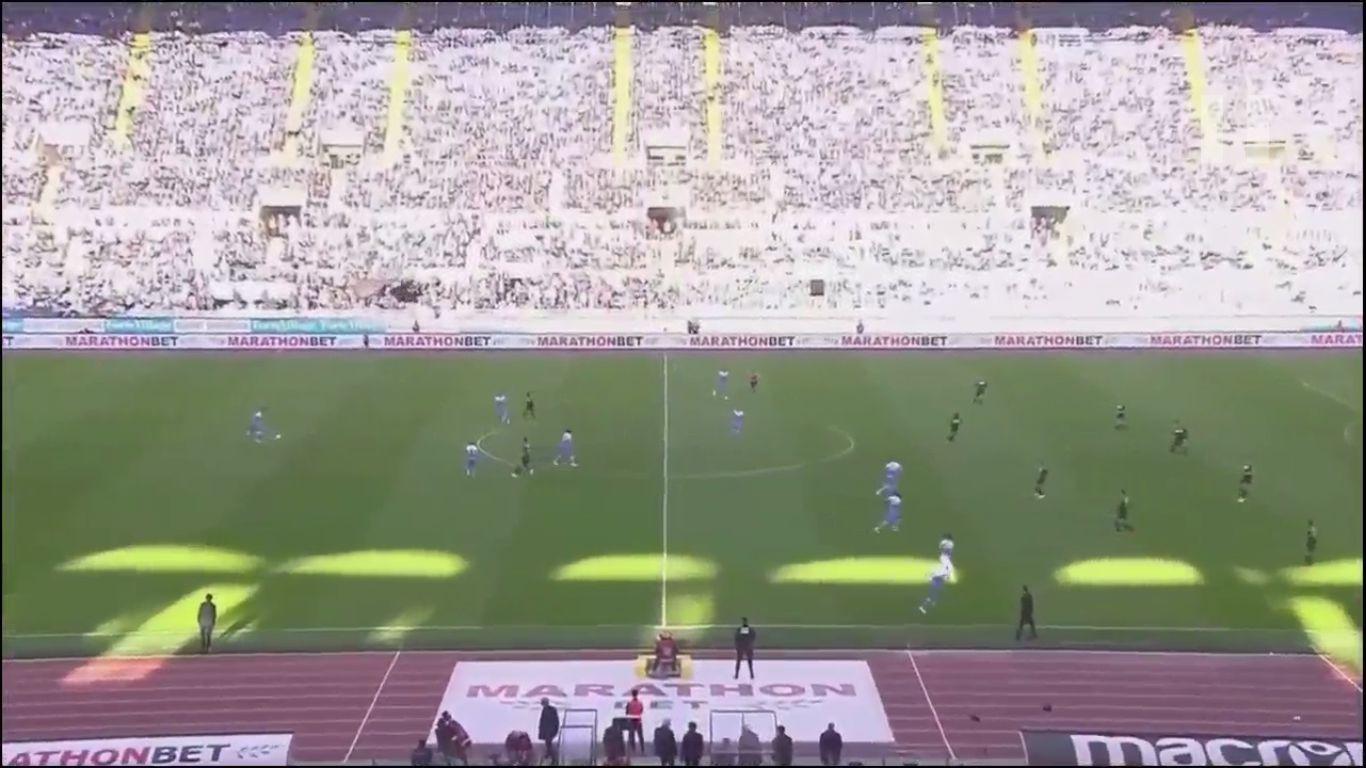 07-04-2019 - Lazio 2-2 Sassuolo