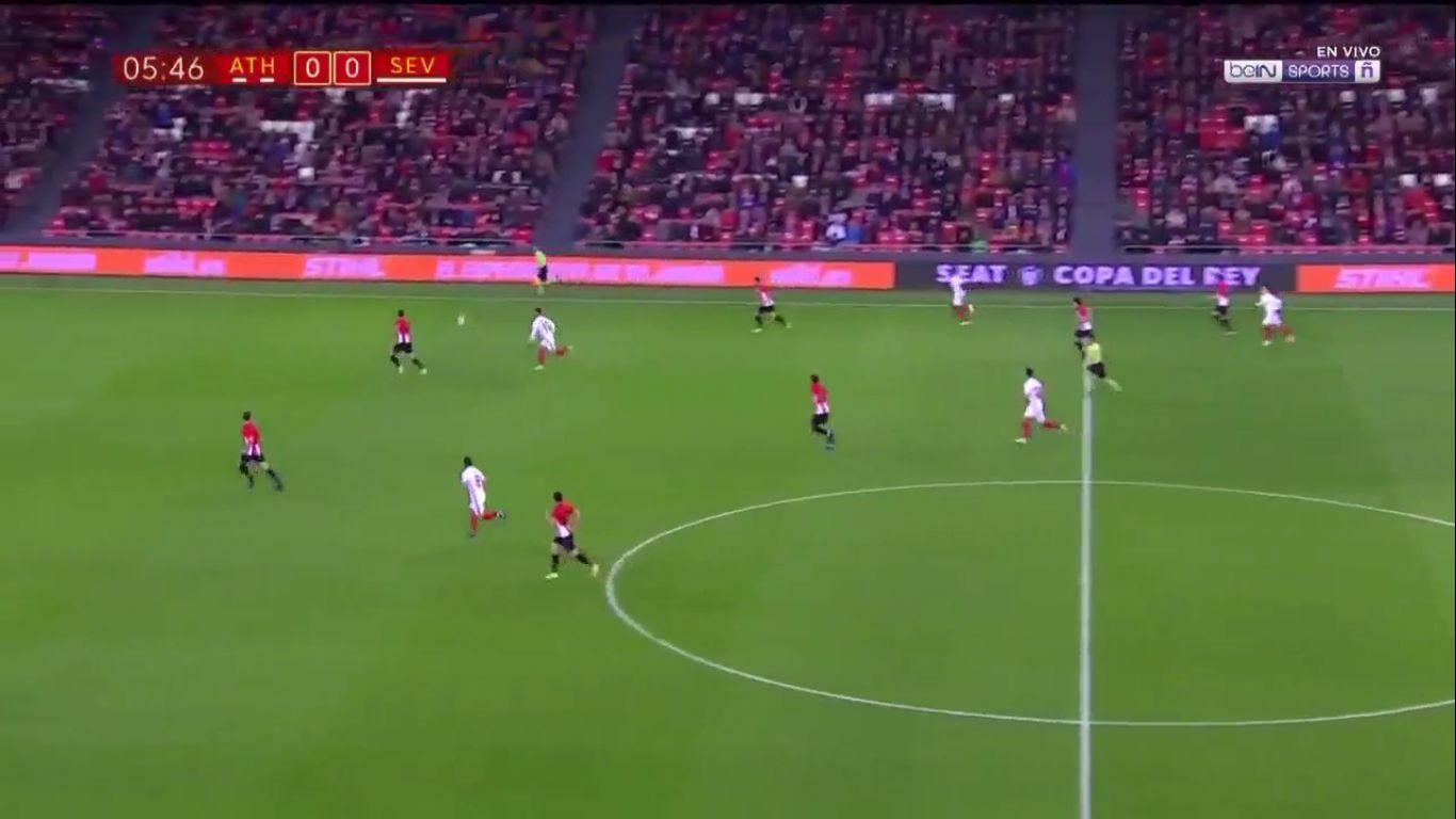 10-01-2019 - Athletic Bilbao 1-3 Sevilla (COPA DEL REY)