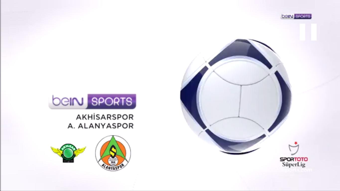 04-03-2019 - Akhisar Belediyespor 3-1 Alanyaspor