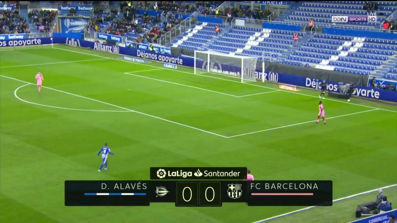 23-04-2019 - Deportivo Alaves 0-2 Barcelona