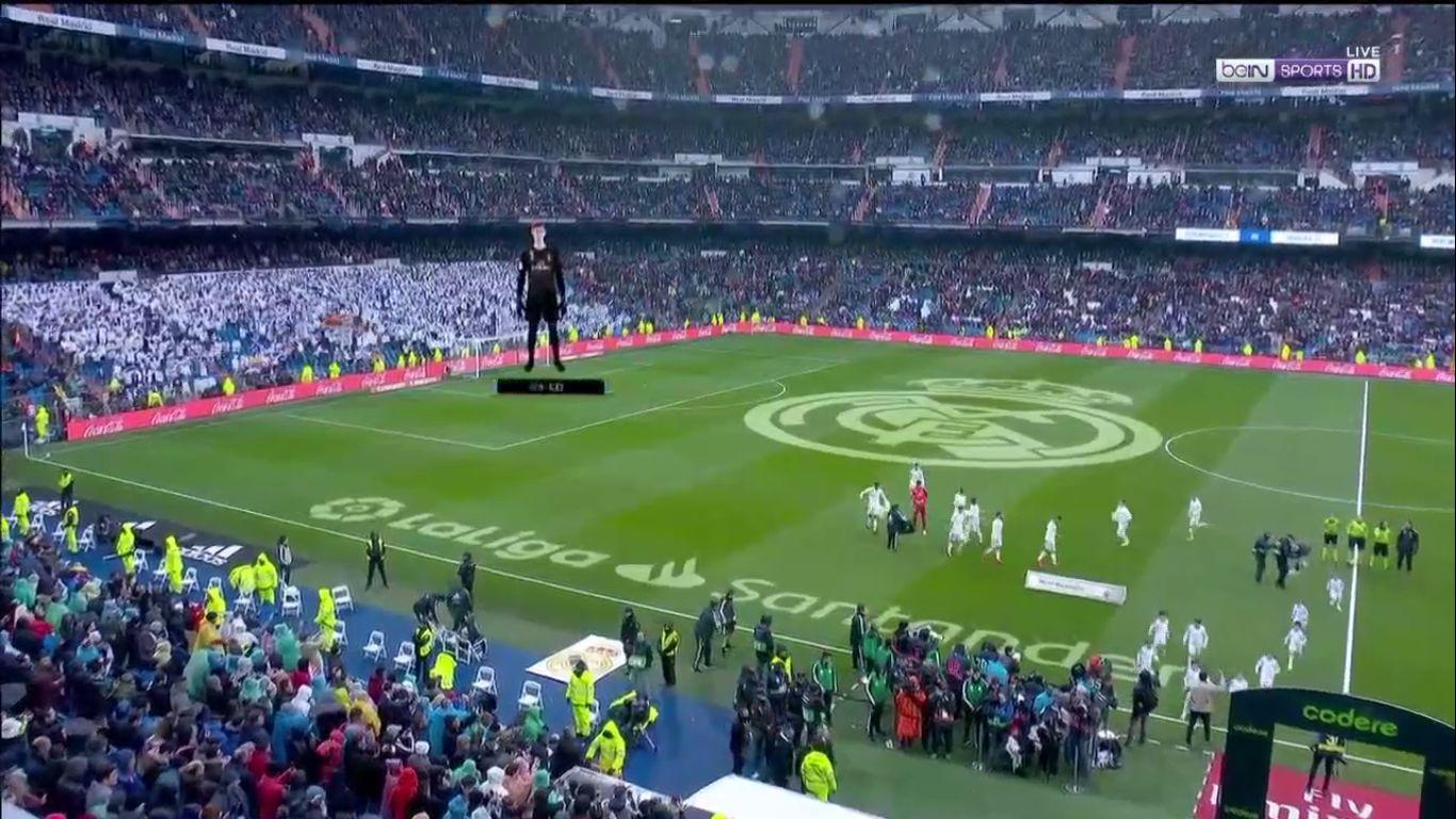 19-01-2019 - Real Madrid 2-0 Sevilla