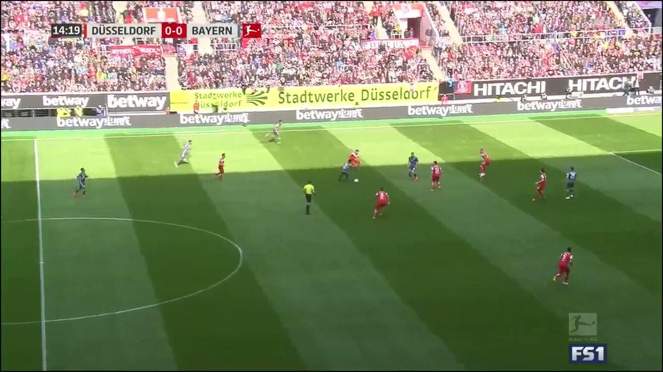 14-04-2019 - Fortuna Dusseldorf 1-4 FC Bayern Munchen