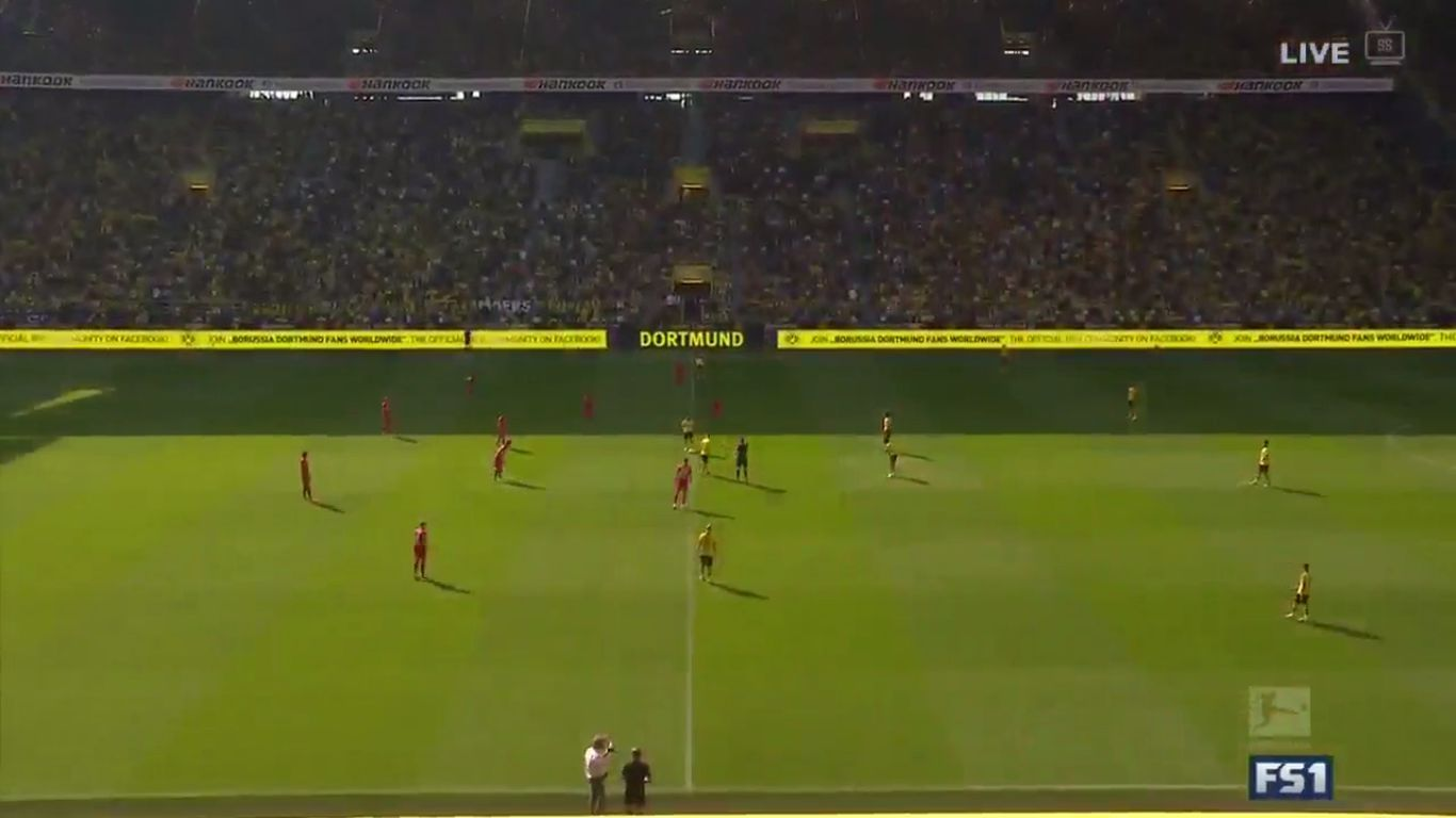14-09-2019 - Borussia Dortmund 3-0 Bayer Leverkusen