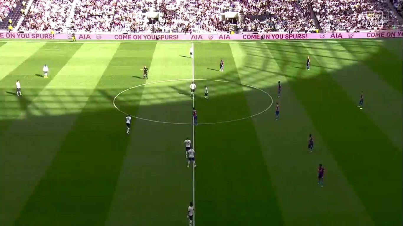14-09-2019 - Tottenham Hotspur 4-0 Crystal Palace