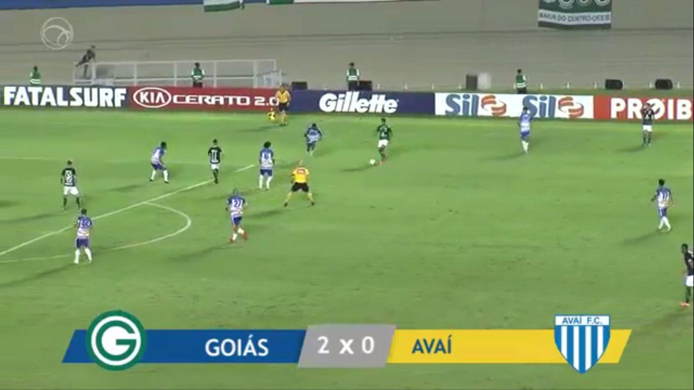 04-11-2019 - Goias 2-0 Avai FC SC