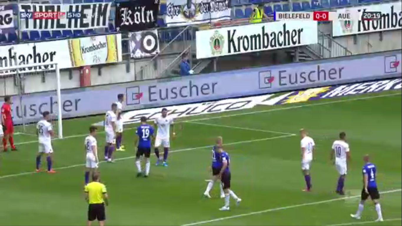 17-08-2019 - DSC Arminia Bielefeld 3-1 FC Erzgebirge Aue (2. BUNDESLIGA)