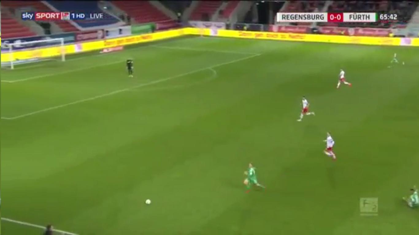 18-03-2019 - SSV Jahn Regensburg 0-2 SpVgg Greuther Furth (2. BUNDESLIGA)