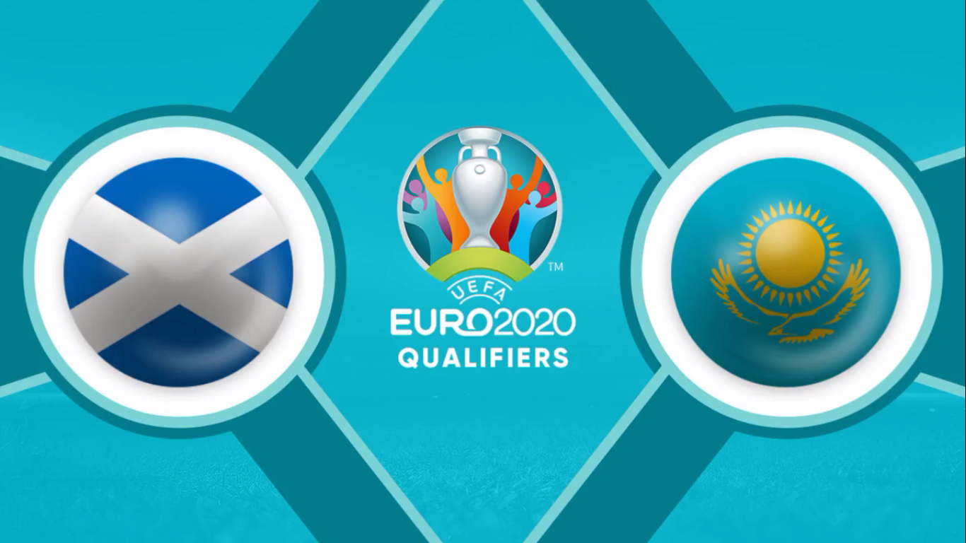 19-11-2019 - Scotland 3-1 Kazakhstan (EURO QUALIF.)