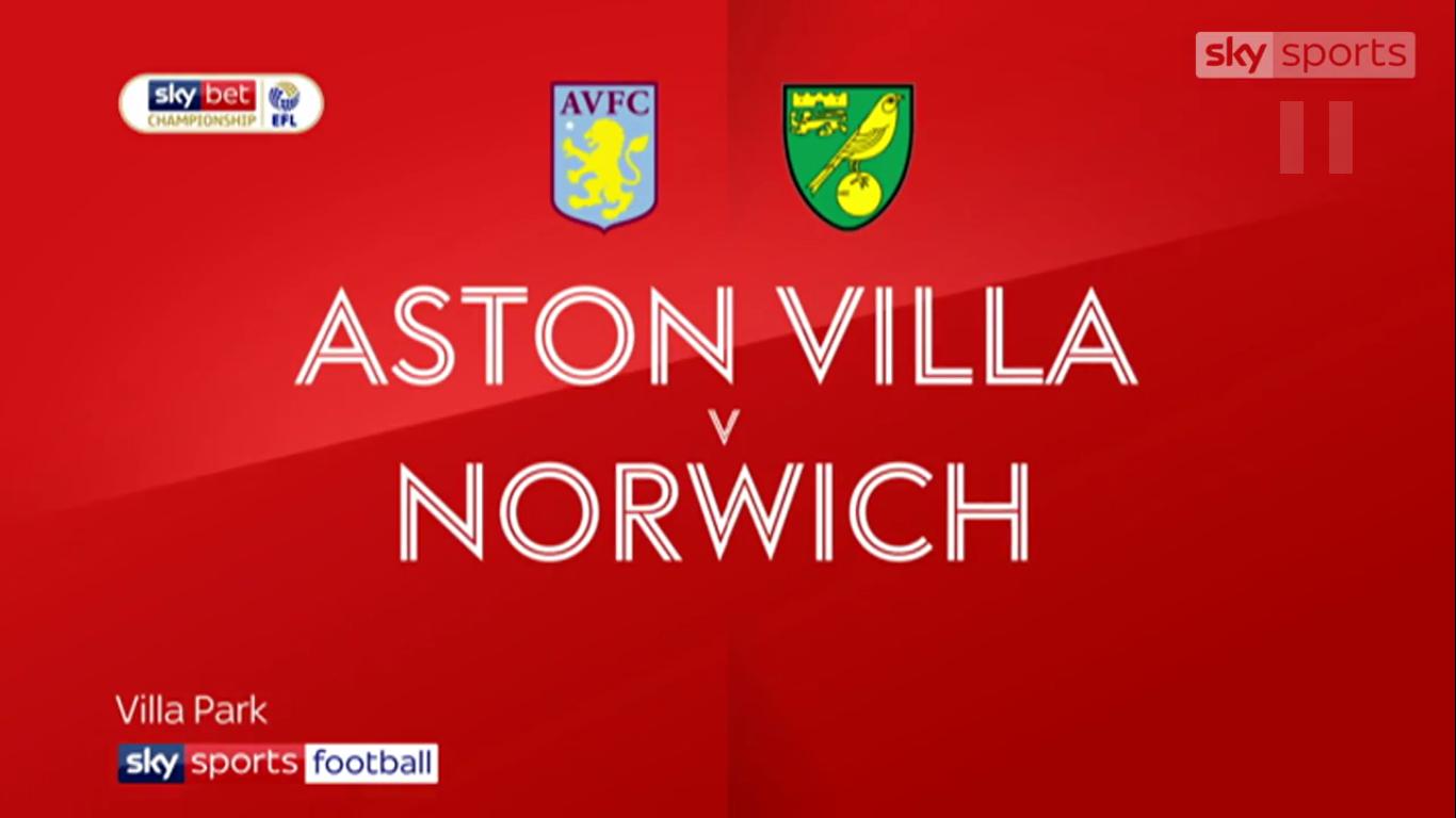 05-05-2019 - Aston Villa 1-2 Norwich City (CHAMPIONSHIP)