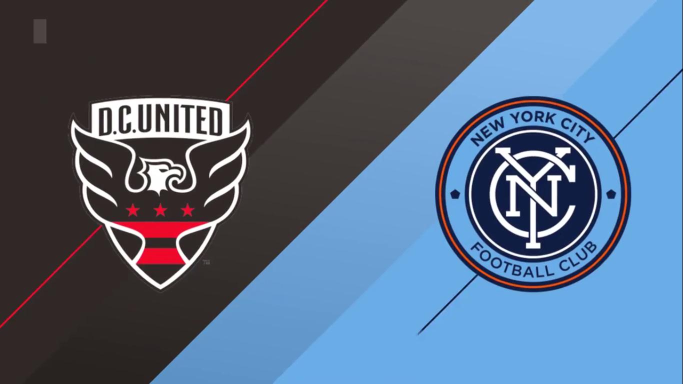 22-04-2019 - DC United 0-2 New York City FC