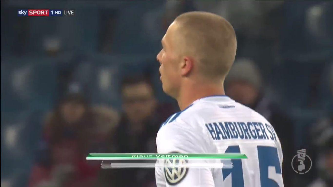 05-02-2019 - Hamburger SV 1-0 1. FC Nurnberg (DFB POKAL)