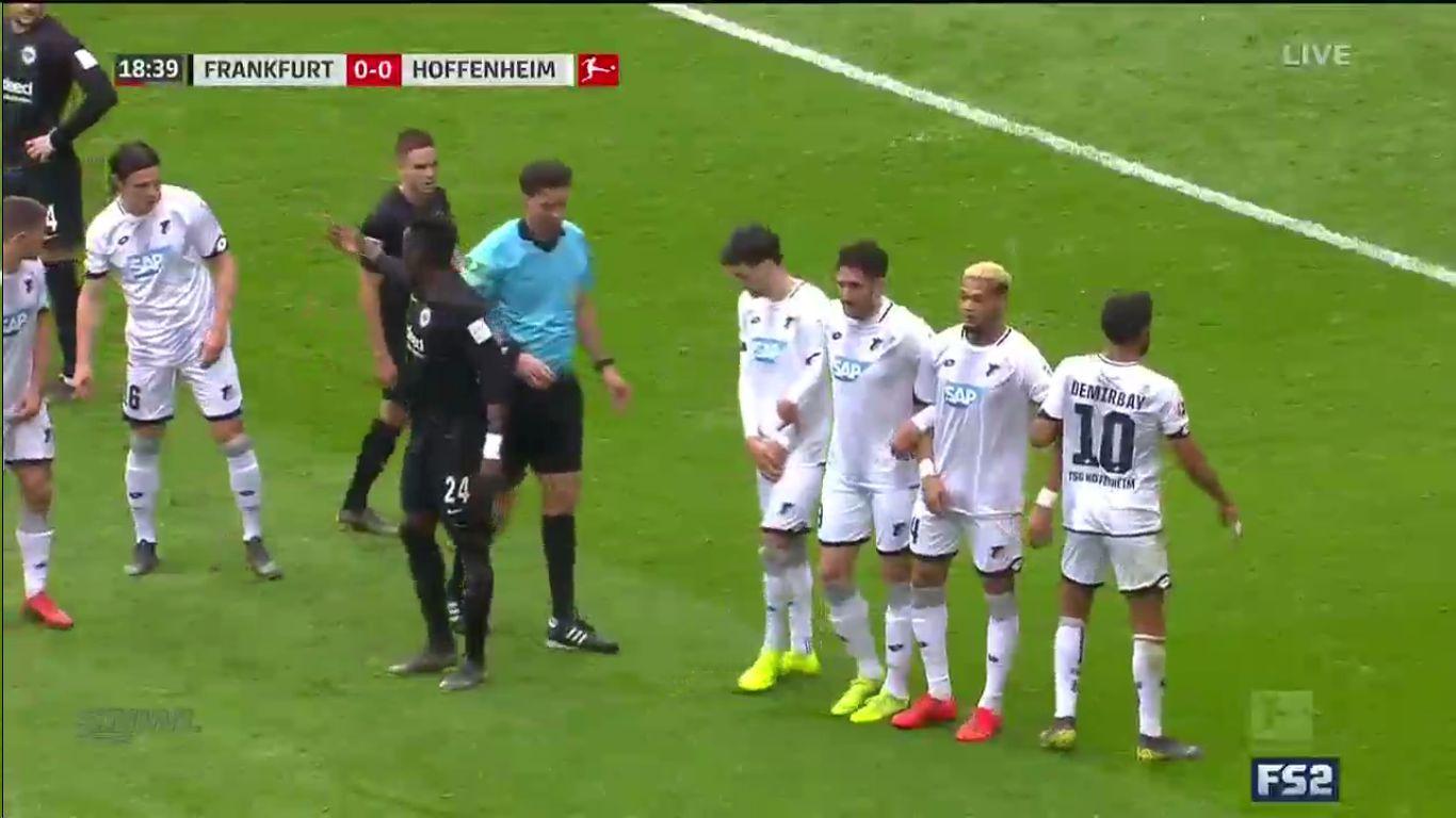 02-03-2019 - Eintracht Frankfurt 3-2 Hoffenheim