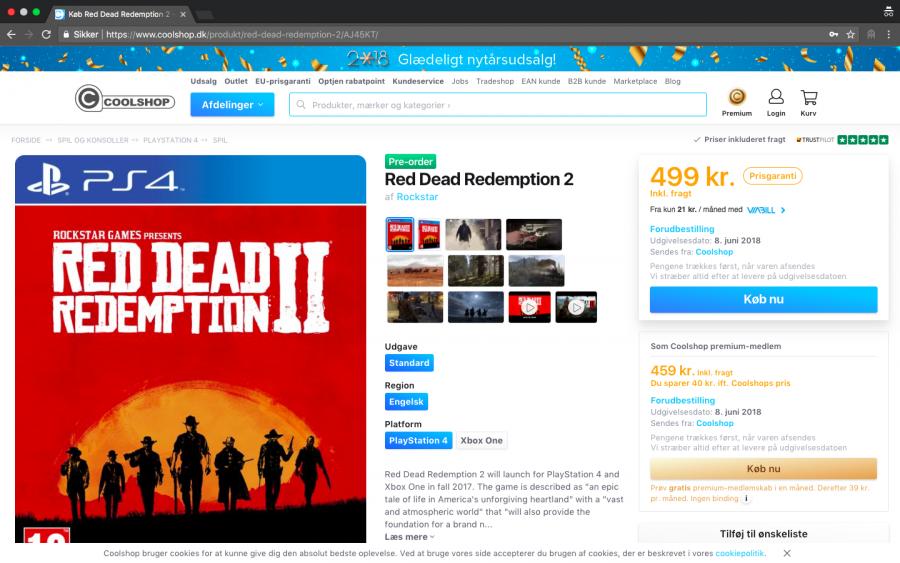 Termin von Red Dead Redemption 2 geleakt?