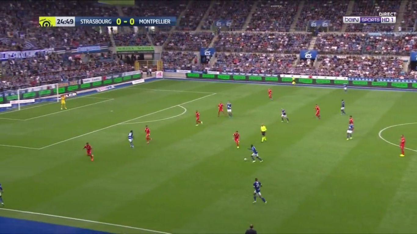 29-09-2019 - Strasbourg 1-0 Montpellier