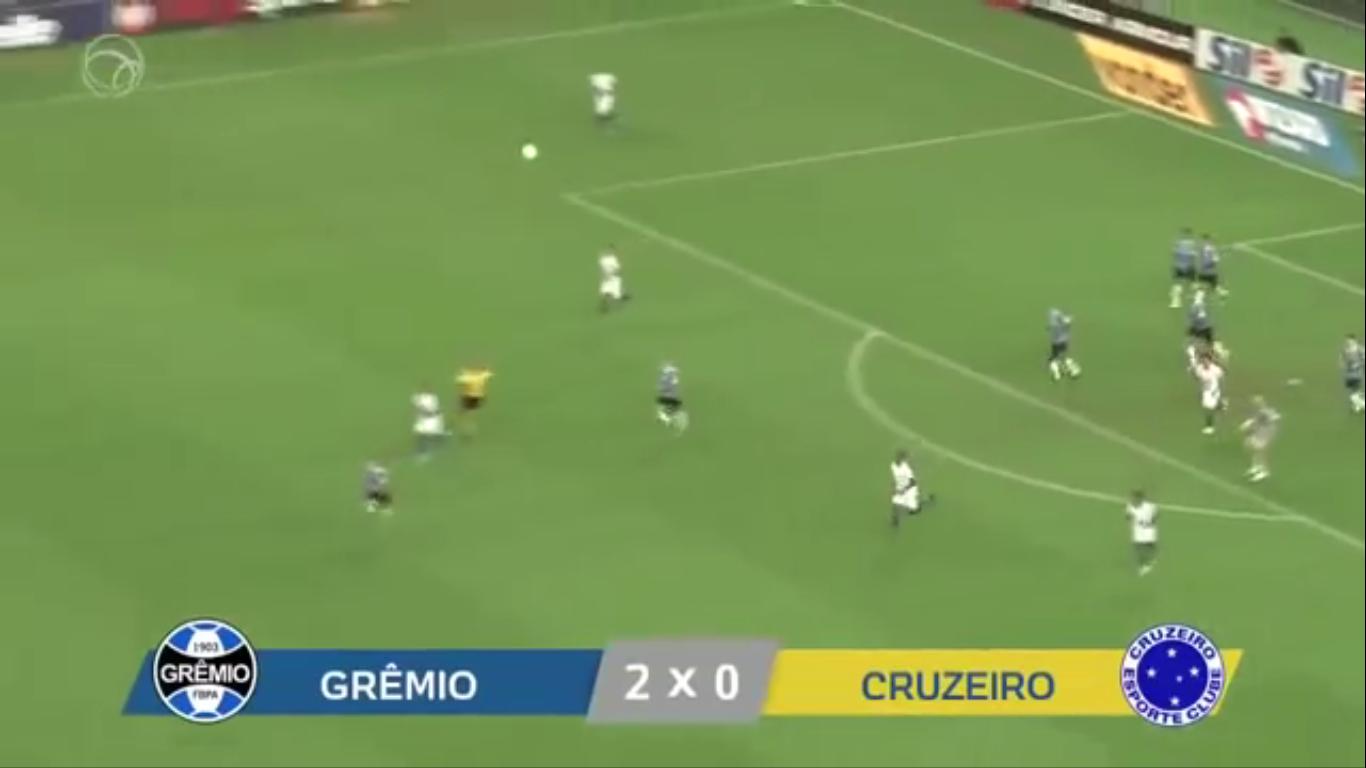 06-12-2019 - Gremio 2-0 Cruzeiro