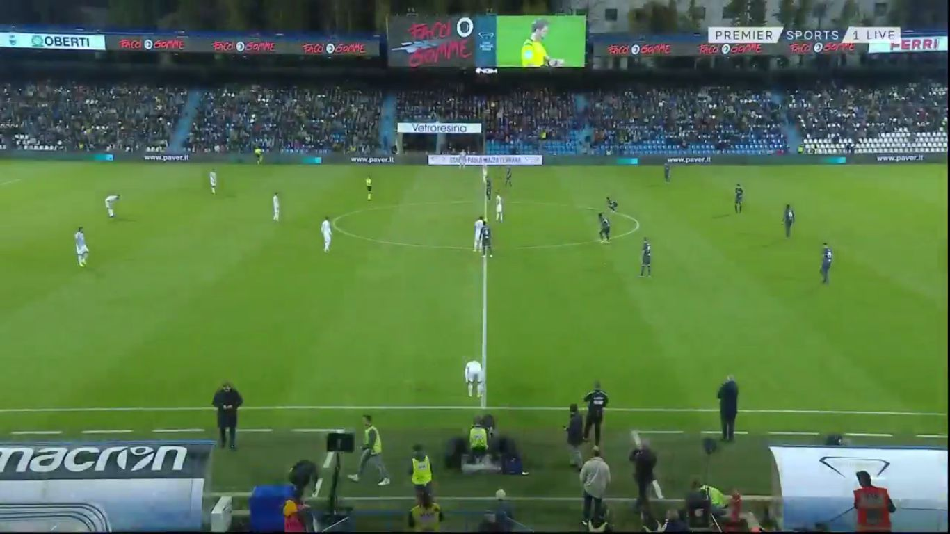 04-11-2019 - SPAL 0-1 Sampdoria