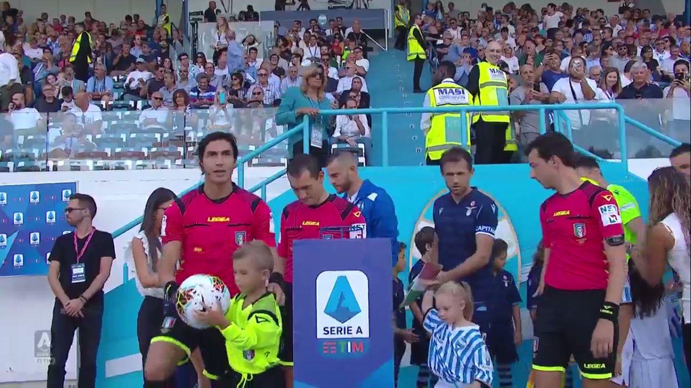 15-09-2019 - SPAL 2-1 Lazio