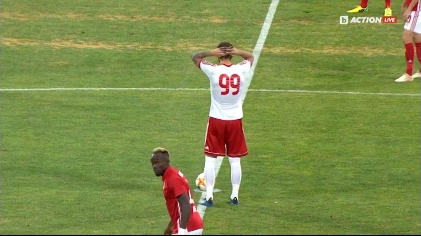 09-07-2019 - PFC CSKA-Sofia 4-0 OFK Titograd (EUROPA LEAGUE QUALIF.)