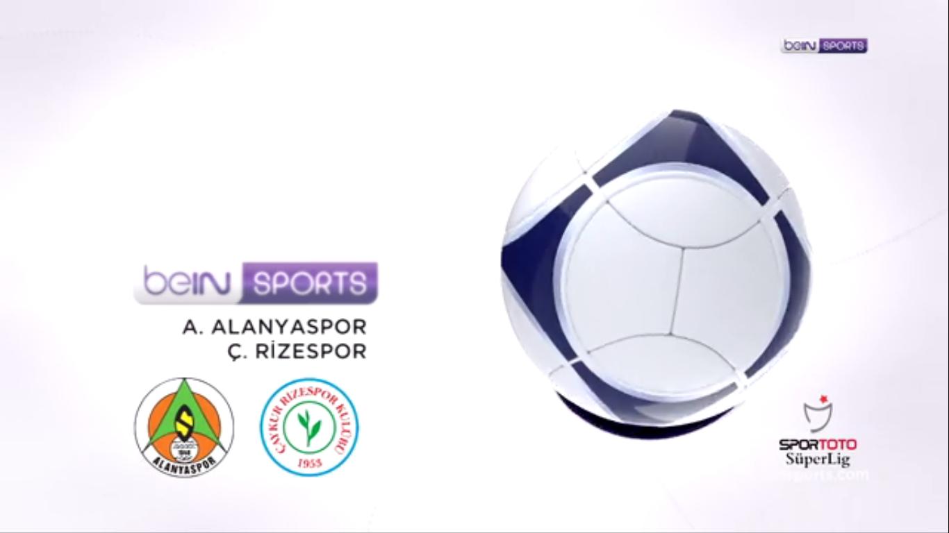 19-05-2019 - Alanyaspor 1-1 Rizespor