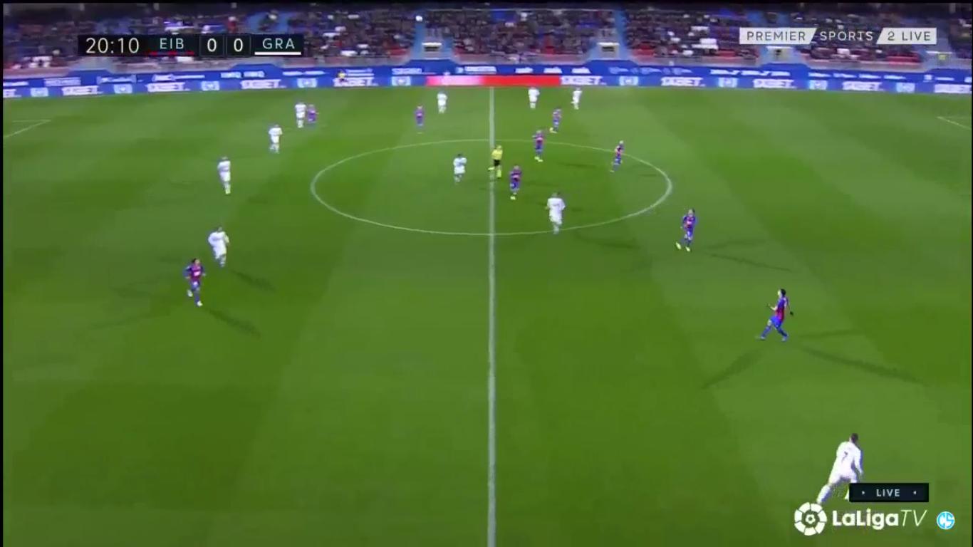 21-12-2019 - Eibar 3-0 Granada