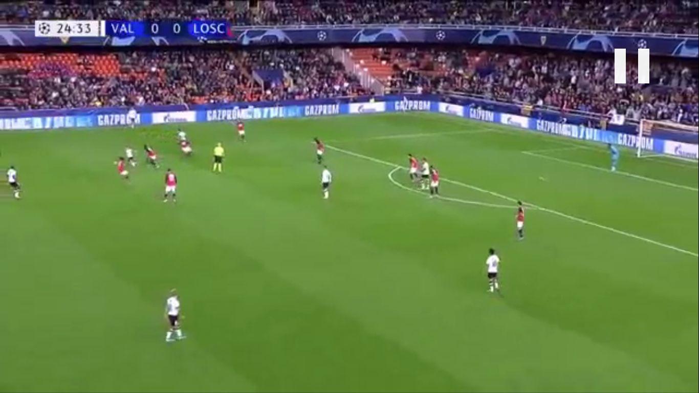 05-11-2019 - Valencia 4-1 Lille (CHAMPIONS LEAGUE)