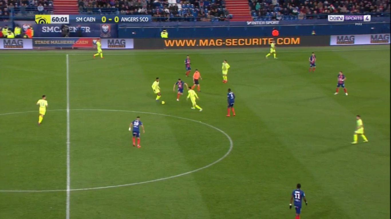13-04-2019 - Caen 0-1 Angers