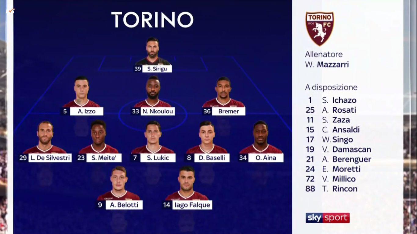 26-05-2019 - Torino 3-1 Lazio