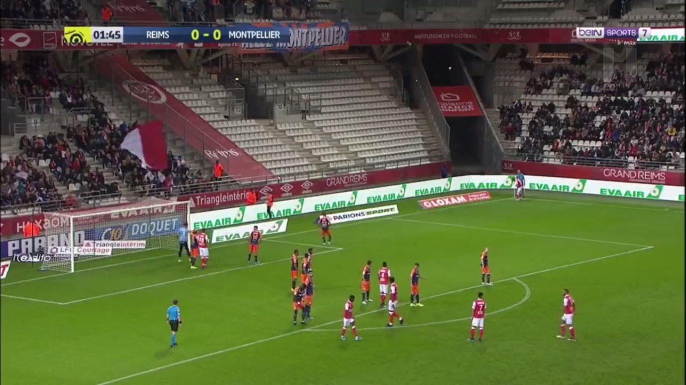 19-10-2019 - Reims 1-0 Montpellier