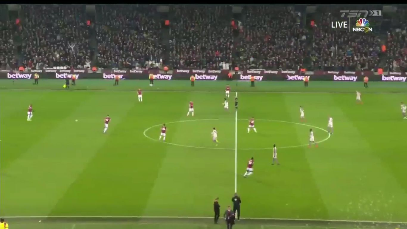 04-02-2019 - West Ham United 1-1 Liverpool