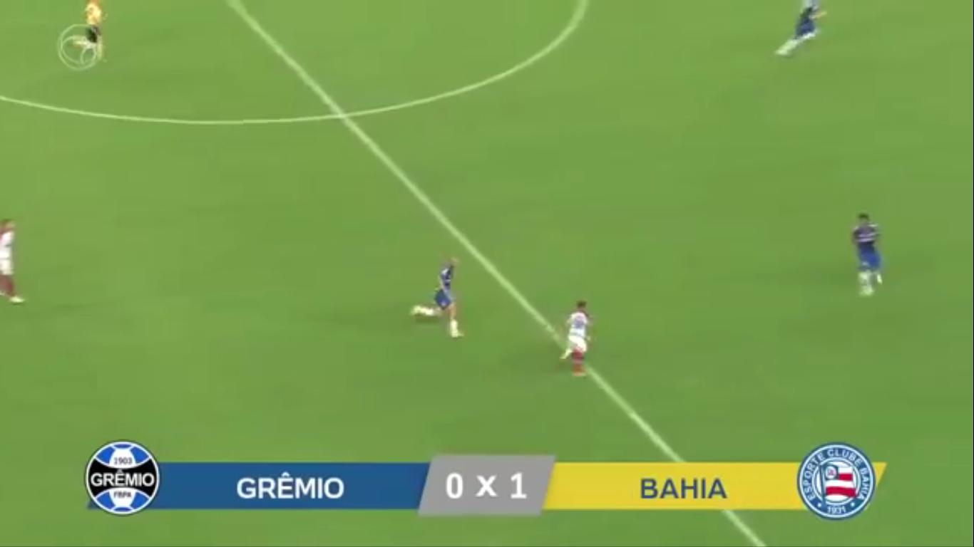 17-10-2019 - Gremio 0-1 Bahia