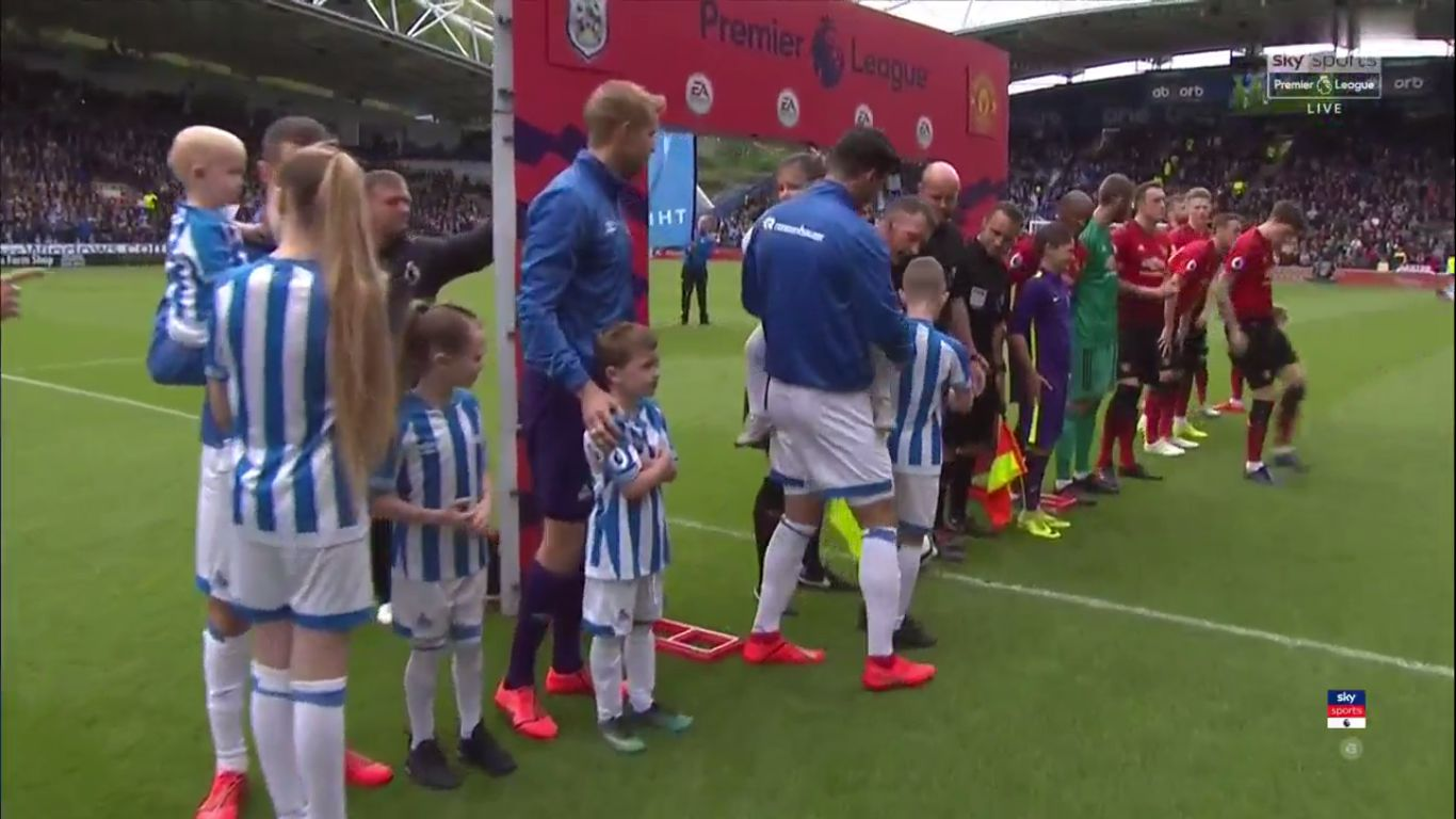 05-05-2019 - Huddersfield Town 1-1 Manchester United