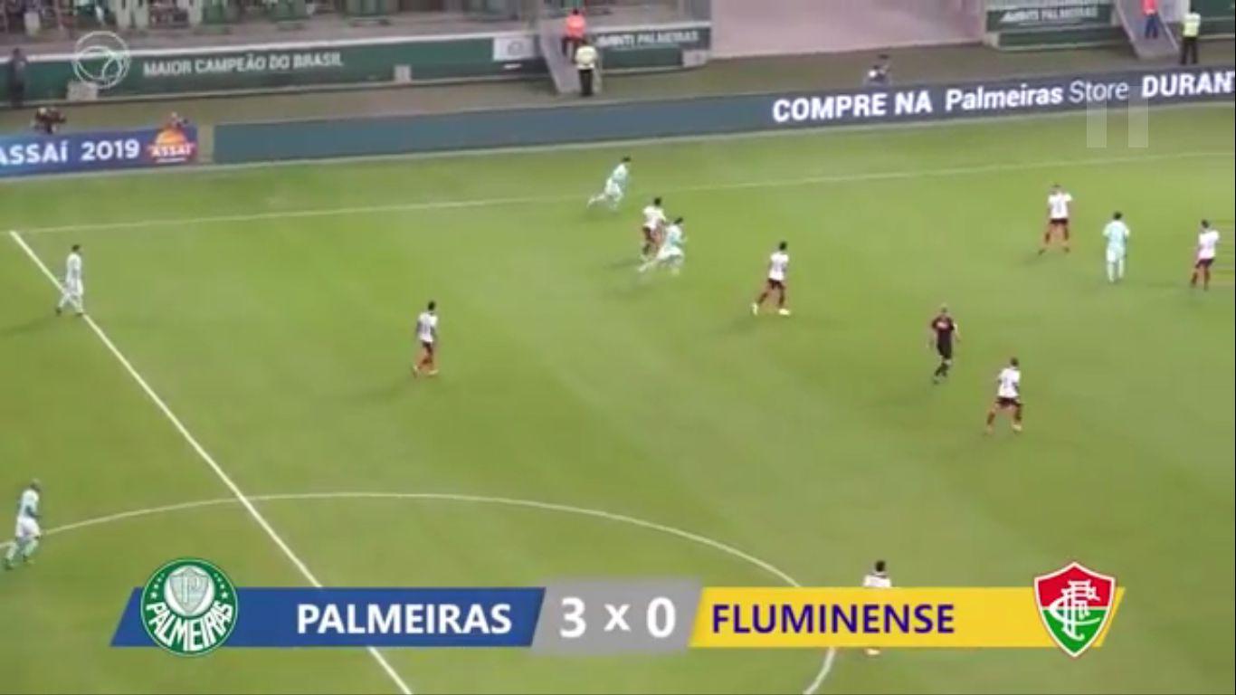 11-09-2019 - Palmeiras 3-0 Fluminense FC RJ