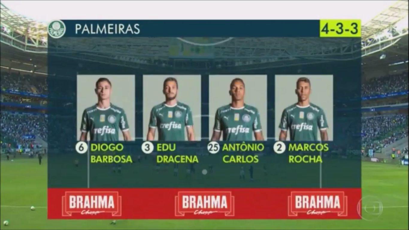 09-06-2019 - Palmeiras 1-0 CA Paranaense PR