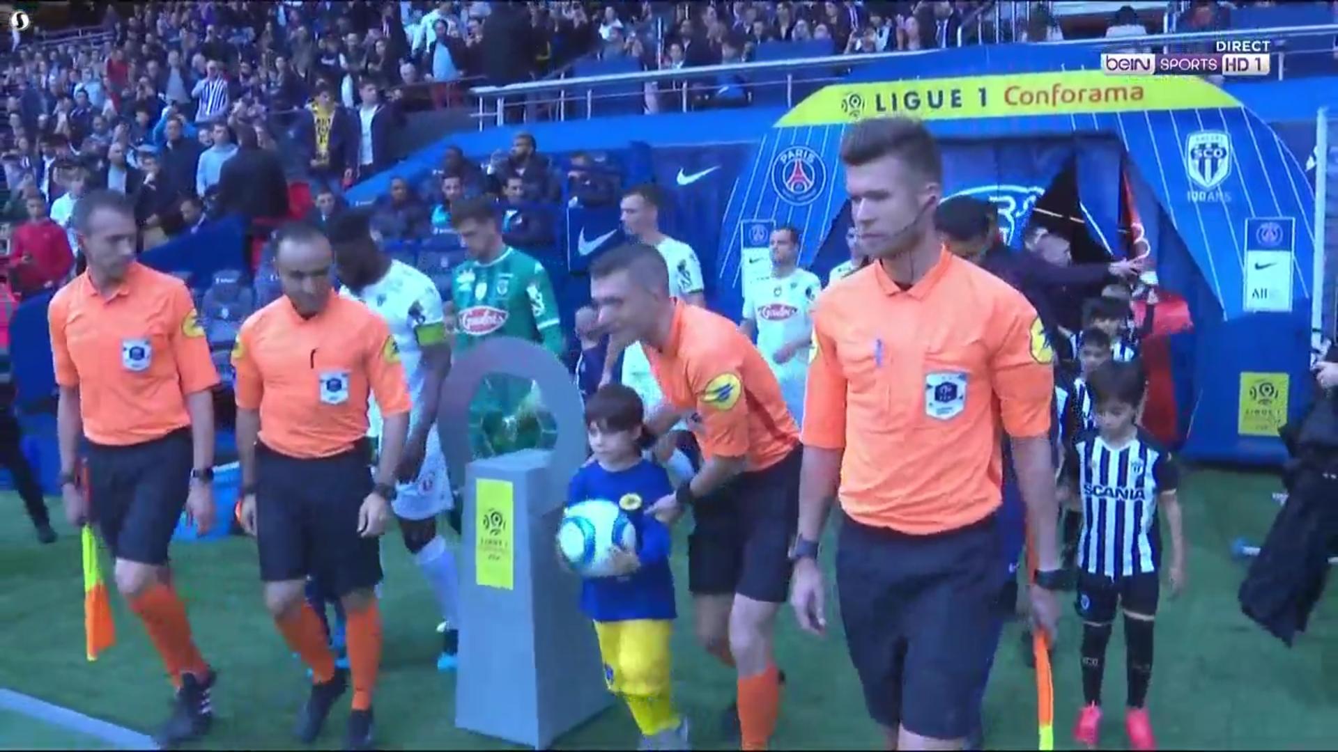 05-10-2019 - Paris Saint-Germain 4-0 Angers
