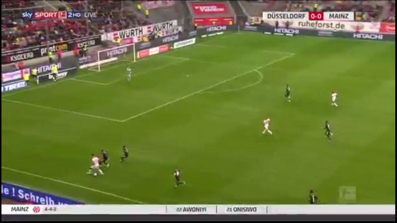 19-10-2019 - Fortuna Dusseldorf 1-0 Mainz 05