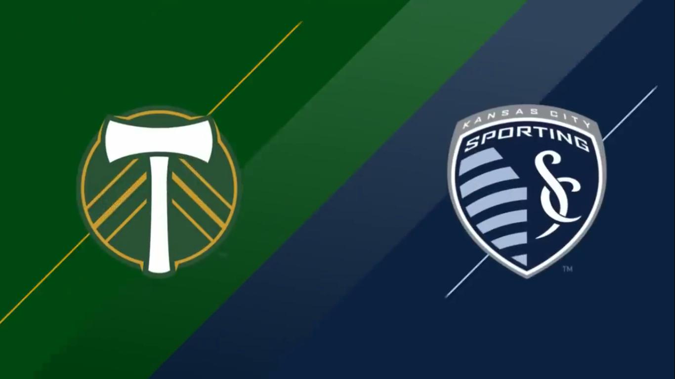 08-09-2019 - Portland Timbers 2-1 Sporting Kansas City