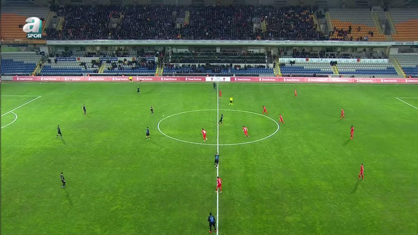 26-02-2019 - Umraniyespor 3-1 Trabzonspor (ZIRAAT CUP)