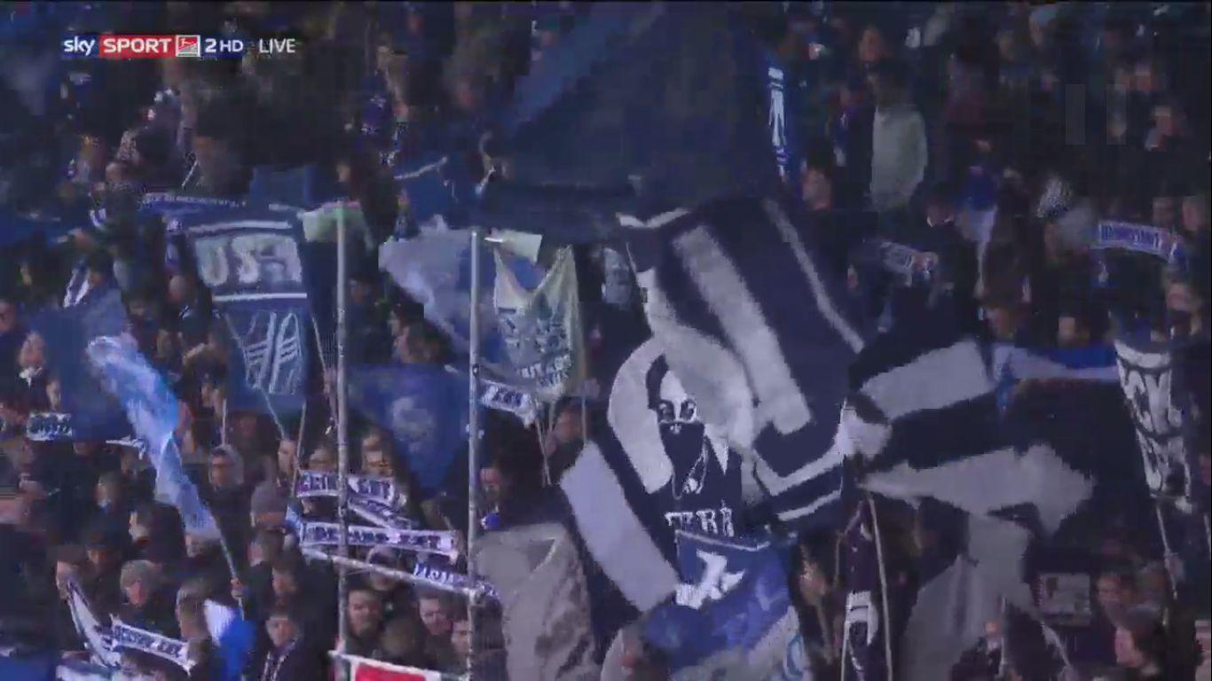 10-11-2019 - SV Darmstadt 98 2-2 SSV Jahn Regensburg (2. BUNDESLIGA)
