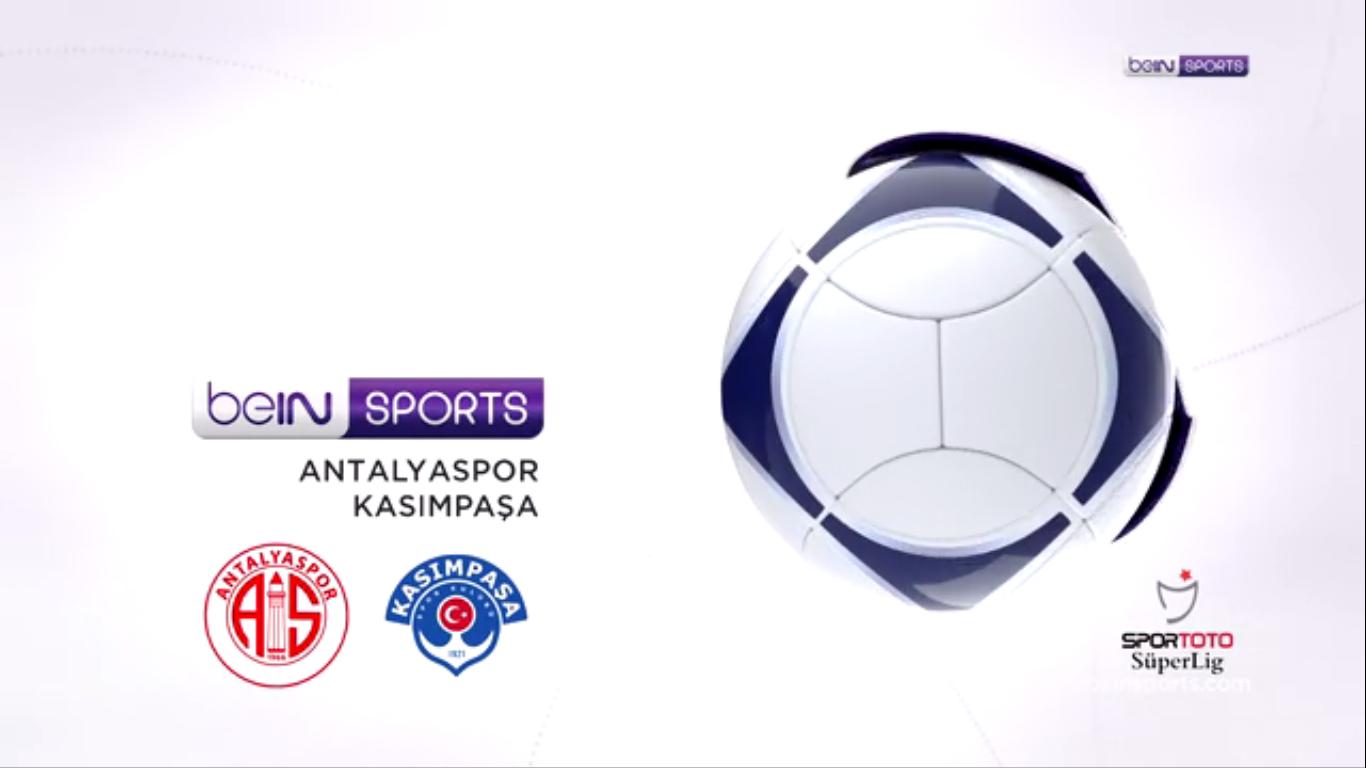 14-04-2019 - Antalyaspor 1-0 Kasimpasa