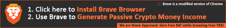 Earn Passive Crypto Money with Brave Browser