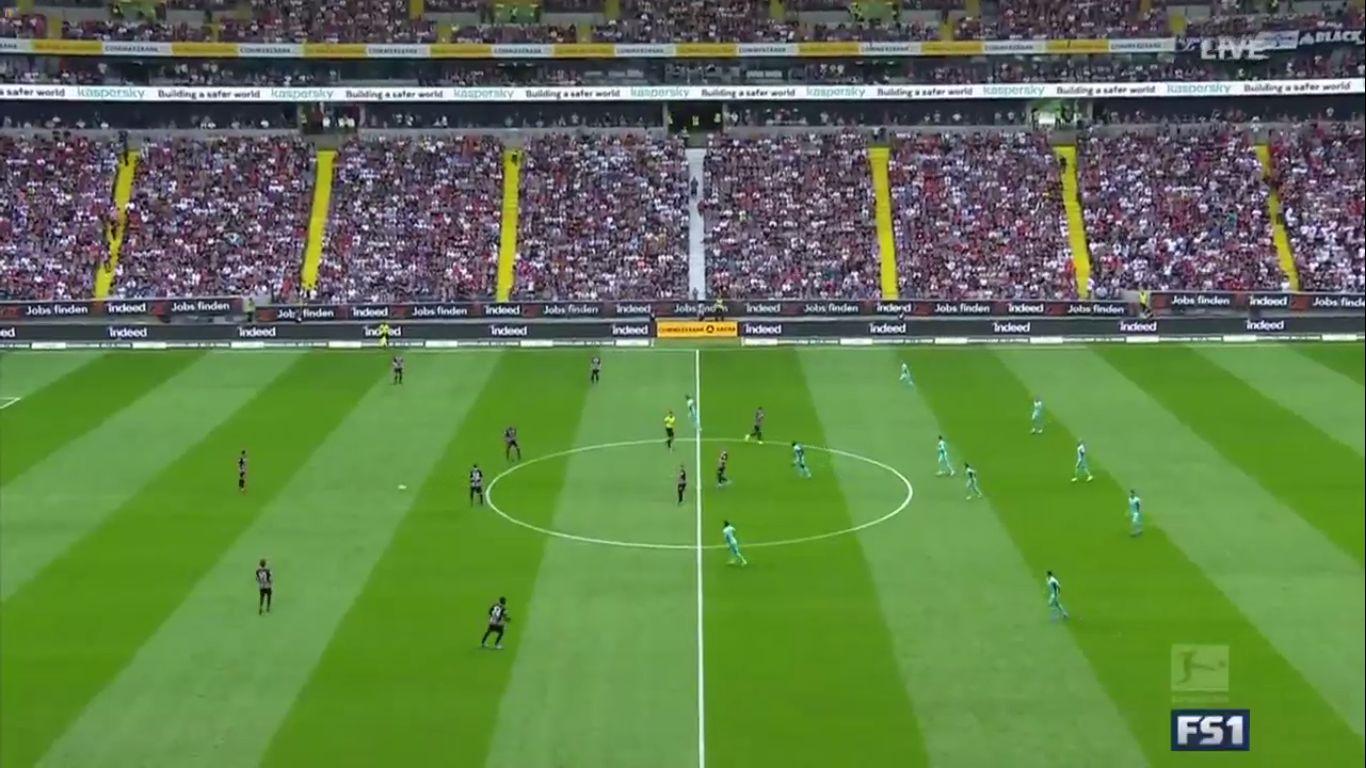 18-08-2019 - Eintracht Frankfurt 1-0 Hoffenheim