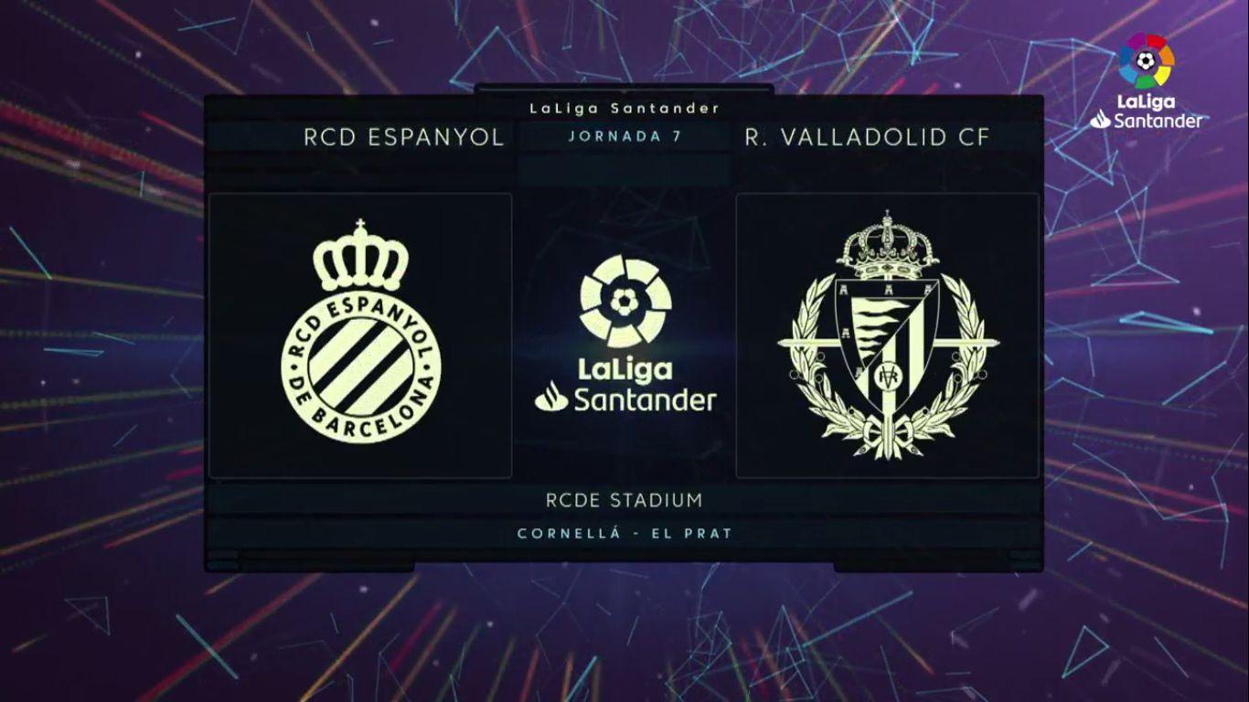 29-09-2019 - RCD Espanyol 0-2 Real Valladolid