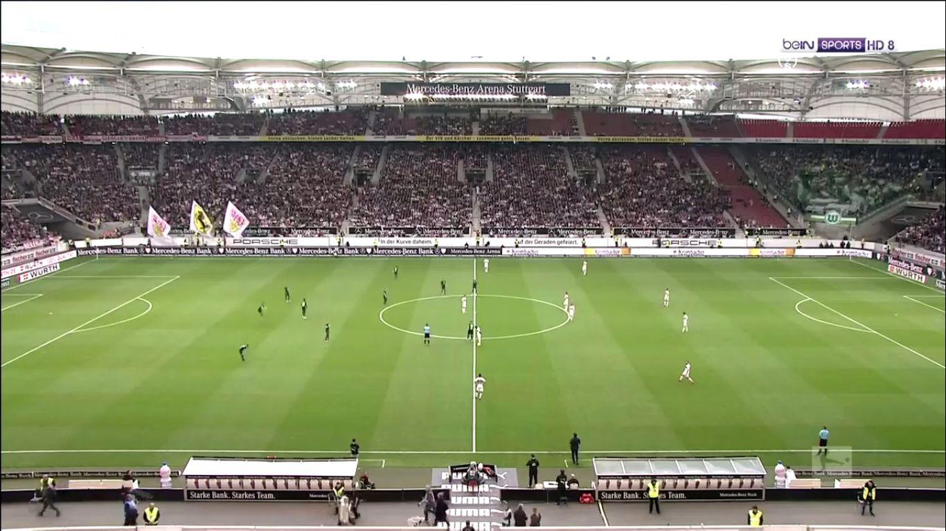 11-05-2019 - VfB Stuttgart 3-0 Wolfsburg