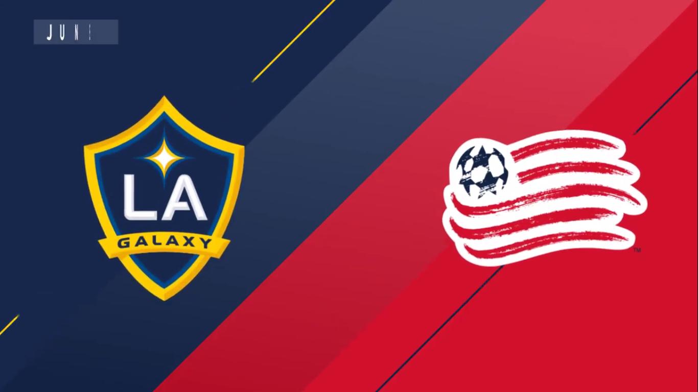 03-06-2019 - Los Angeles Galaxy 1-2 New England Revolution