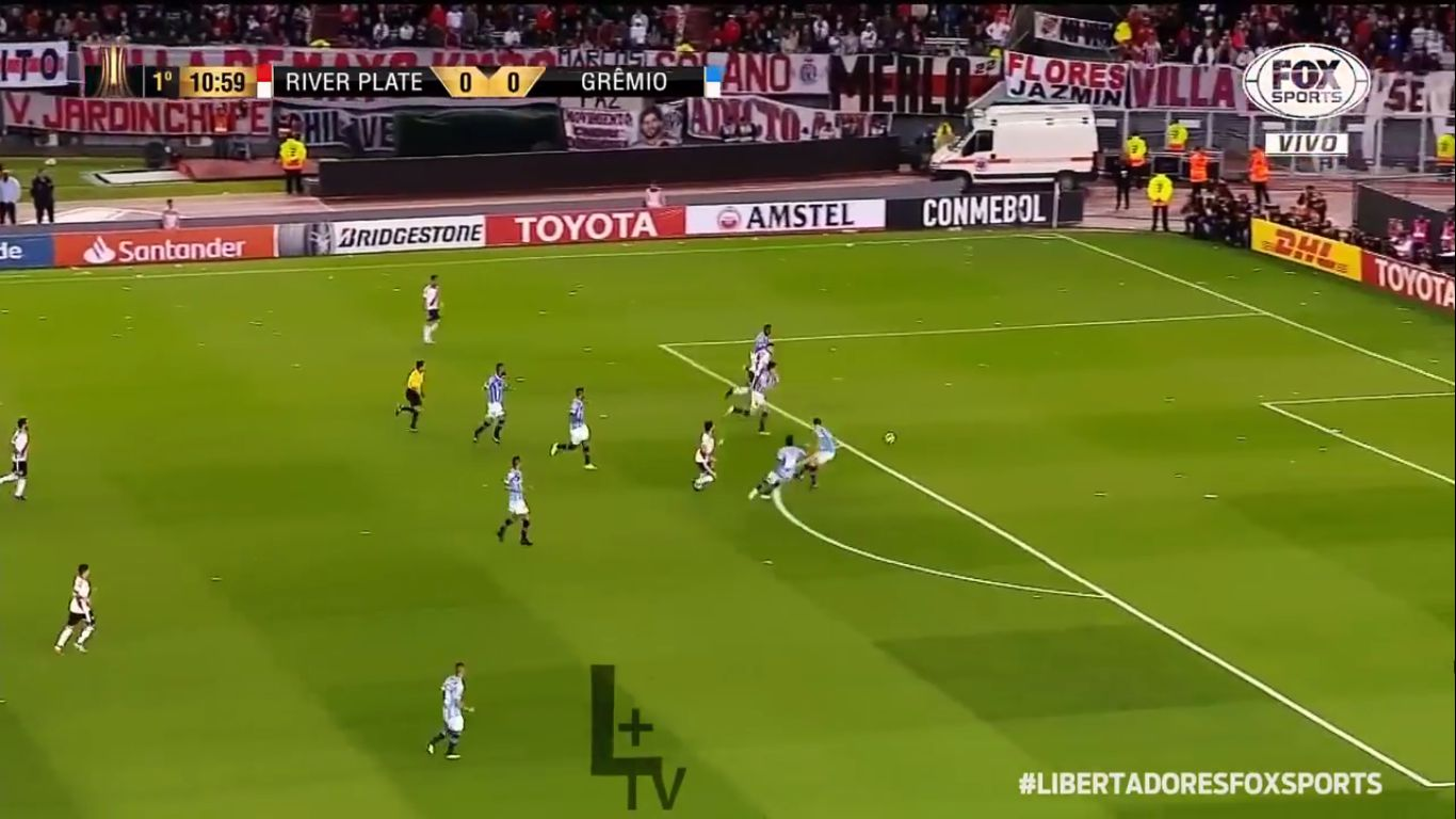 24-10-2018 - River Plate 0-1 Gremio (COPA LIBERTADORES)