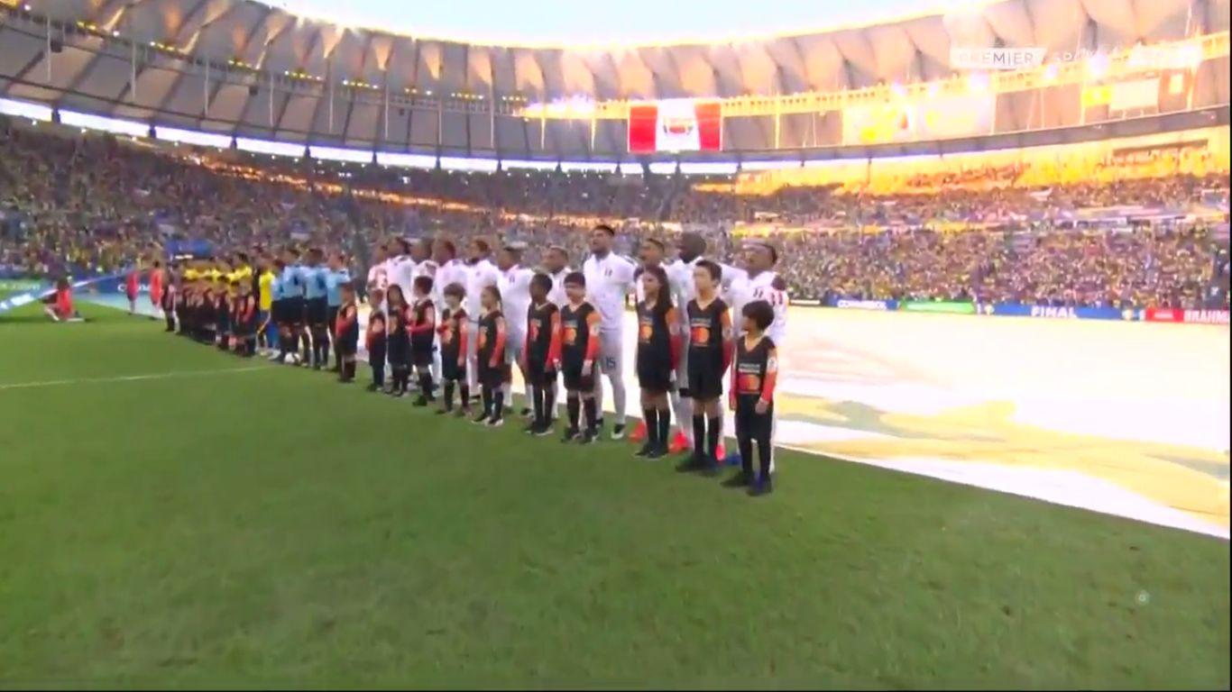 07-07-2019 - Brazil 3-1 Peru (COPA AMERICA - FINAL)
